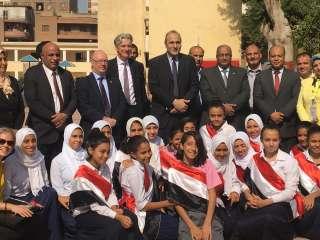 بريطانياتُعلن عن صندوق بـ12 مليون جنيه إسترليني لدعمالتعليمفي مصر