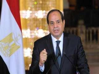 شاهد .. الرئيس السيسي : «طول ما المصريين متماسكين هننجح»