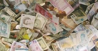 تعرف على أسعار العملات فى مصر اليوم