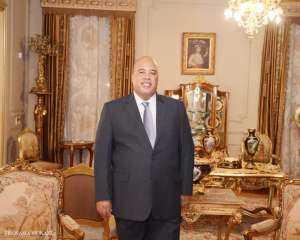 """أيمن العشري: قائمة """"العربي"""" قادرة على تطوير غرفة القاهرة وخدمات التجار"""