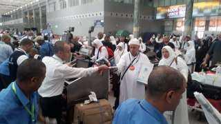 مصر للطيران تسير ١٧ رحلة غدًا لعودة  ٤٠٠٠ حاجًا إلى أرض الوطن