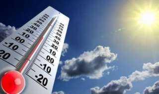 الأرصاد: انخفاض في درجات حرارة غدا الأحد .. والعظمي بالقاهرة تسجل 35