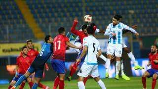 الأهلى خارج كأس مصر بعد هزيمته أمام بيراميدز