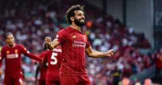 """""""فور فور تو"""" تختار محمد صلاح ضمن أفضل 5 لاعبين فى الدوري الانجليزي"""