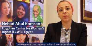 بالفيديو .. نهاد أبو القمصان تشارك في المراجعة الدولية للتقارير الوطنية الخاصة بمصر و السعودية