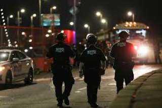 إصابة شرطي جراء إطلاق نار في نيويورك