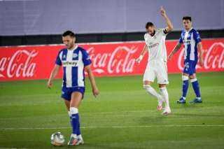 ريال مدريد يواصل الانتصارات بفوز جديد على ألافيس في الدوري الإسباني (فيديو)