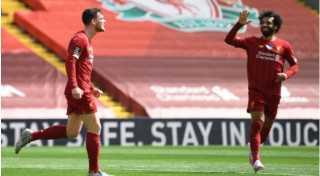 تعادل باهت لليفربول أمام بيرنلي بمشاركة محمد صلاح في الدوري الإنجليزي