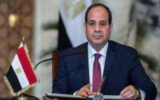 أول تعليق من الرئيس السيسي بشأن أزمة سد النهضة