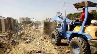 """""""الري"""" تواصل حملات إزالة التعديات على المجاري المائية بمختلف المحافظات"""