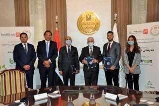 """تعاون بين """"التعليم"""" و""""بنك القاهرة"""" لنشر الوعي البيئي للطلاب داخل 150 مدرسة"""