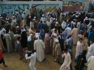 """""""الاموال"""" ترصد مشاركة المواطنين في التصويت مع نهاية اليوم الثاني لإنتخابات الجيزة"""