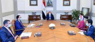 الرئيس السيسي يوجه بزيادة دعم تكافل وكرامة وصولا بمرحلة الجامعة