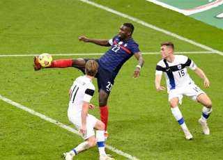 فرنسا تسقط أمام فنلندا ودياً استعدادا لدوري الأمم الأوروبية