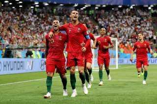 شاهد..البرتغال تسحق أندورا بسباعية وديًا في حضور رونالدو