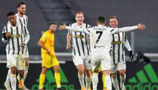 شاهد..يوفنتوس يفوز بثنائية على كالياري في الدوري الإيطالي