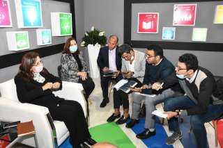 السعيد: تطوير مجمع التحرير أول مشروعاتالصندوق السيادي
