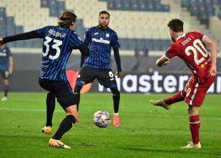 قطار ليفربول يتوقف بالخسارة أمام أتالانتا في دوري الأبطال