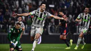 يوفنتوس يتأهل لربع نهائي كأس إيطاليا بفوز صعب أمام جنوى
