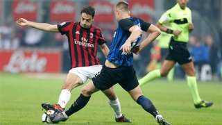 ديربي الغضب ..إنتر ميلان يبتعد بصدارة الدوري الإيطالي بفوز ساحق على ميلان