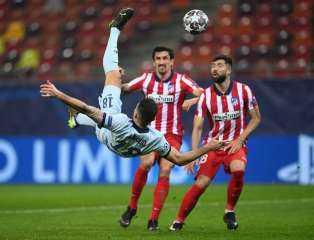 تشيلسي يفوز على أتلتيكو مدريد بهدف قاتل لجيرو