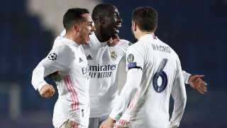 ريال مدريد يفوز بشق الأنفس على أتالانتا في دوري أبطال أوروبا