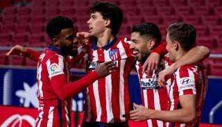 أتلتيكو مدريد يستعيد توازنه بثنائية في ليفانتي ويعزز صدارته الدوري الإسباني