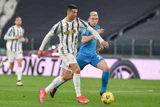 بثلاثية رائعة.. يوفنتوس يفوز على سبيزيا في الدوري الإيطالي