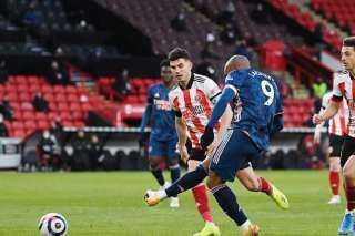 آرسنال يفوز على شيفيلد يونايتد بثلاثية  في الدوري الإنجليزي