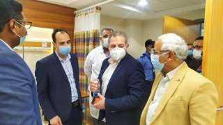 """""""معيط"""" التأمين الصحى الشامل يُسهم فى تغيير وجه الحياة على أرض مصر"""