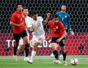 بعد التعادل السلبي..ننشر ملخص مباراة مصر وإسبانيا بأولمبياد طوكيو